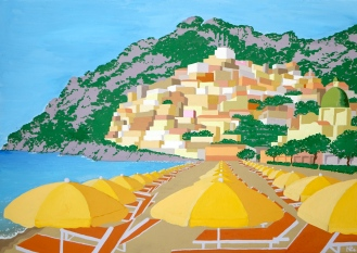 Interpretation 1: Positano