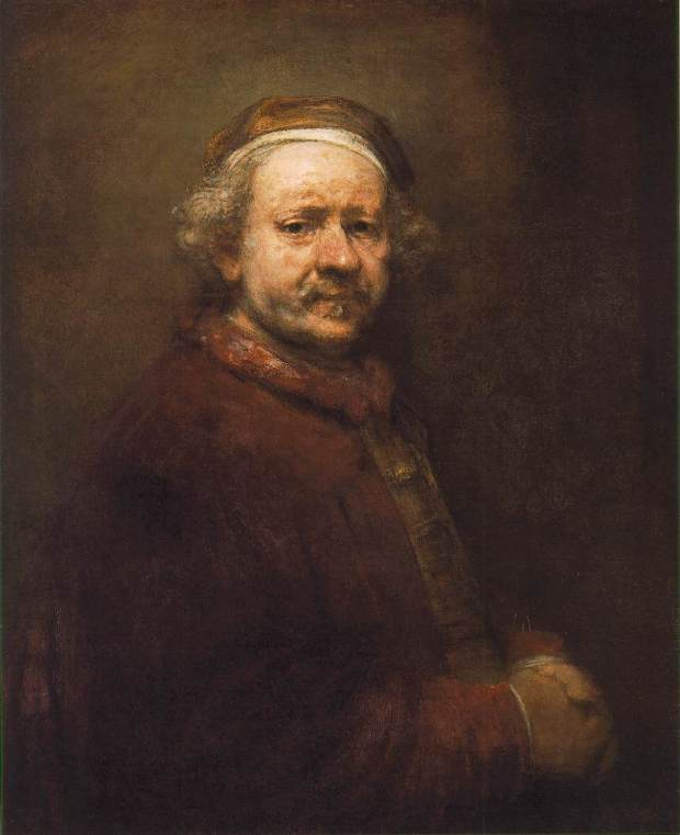 Self-Portrait (1669)