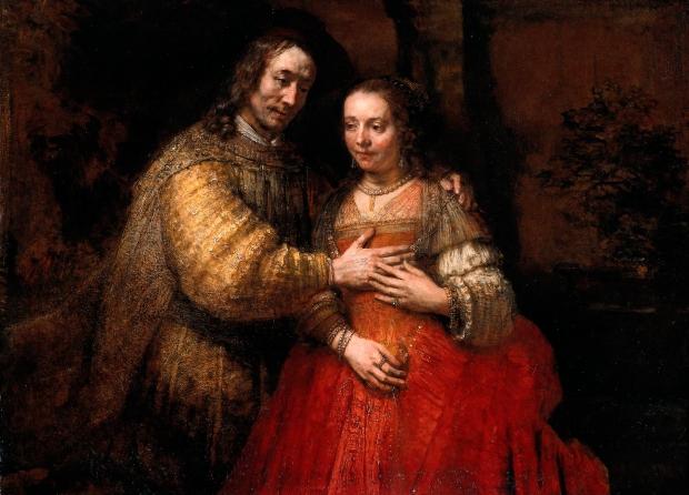 The Jewish Bride (1665)