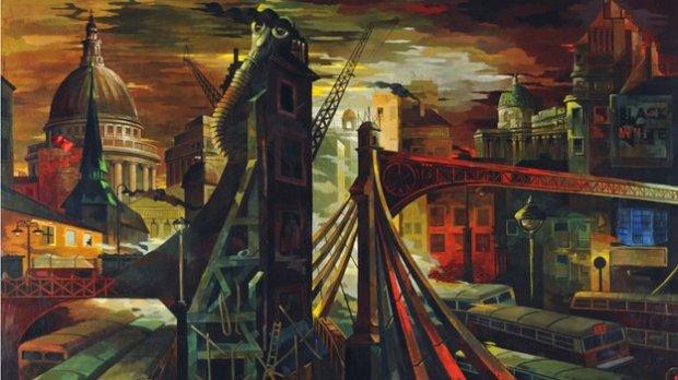 Walter Nessler, Premonition (1937)
