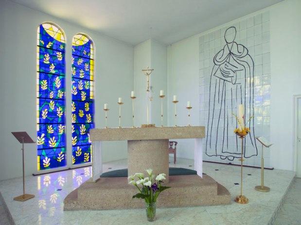 Matisse interior 1