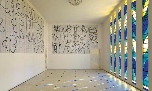 Matisse interior 2
