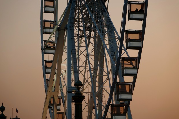 Big Wheel, Paris