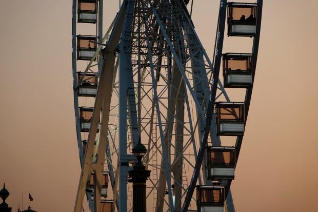 Big Wheel, Paris