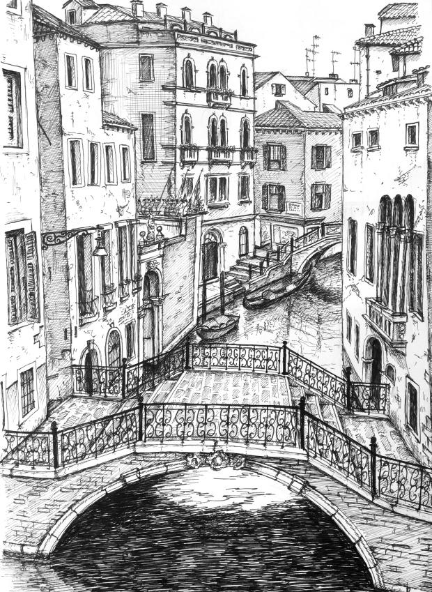 Venice Sketch