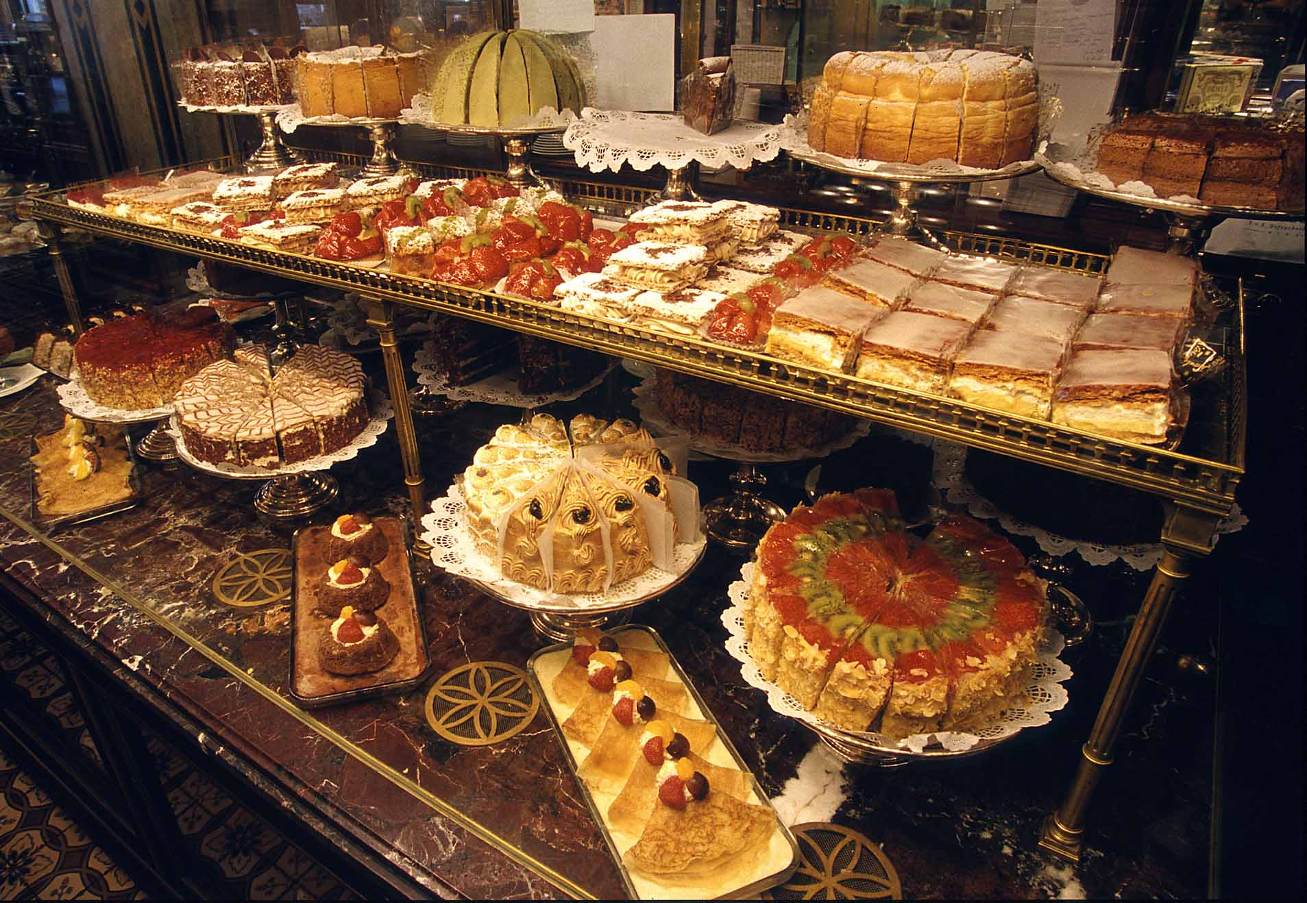viennese pastries