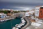 Stormy skies, Menorca