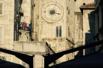 The ancient clocks of Diocletian's Palace