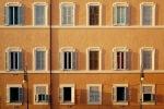 Roman facade