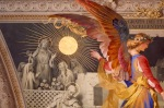 Murals at the Vatican
