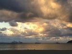 Stormy morning, Palmanova