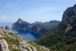 The stunning landscape of Formentor