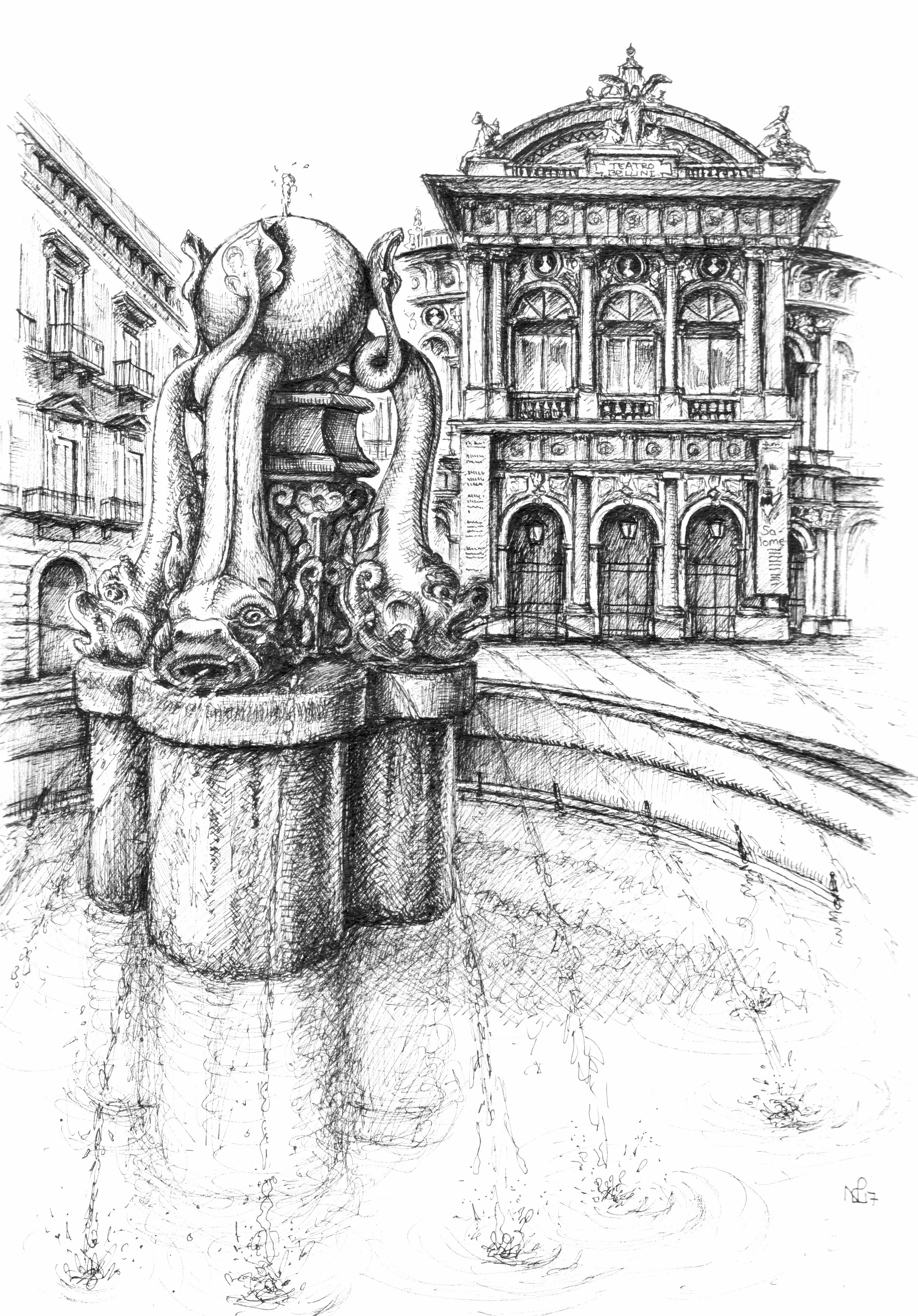 Catania Sketch