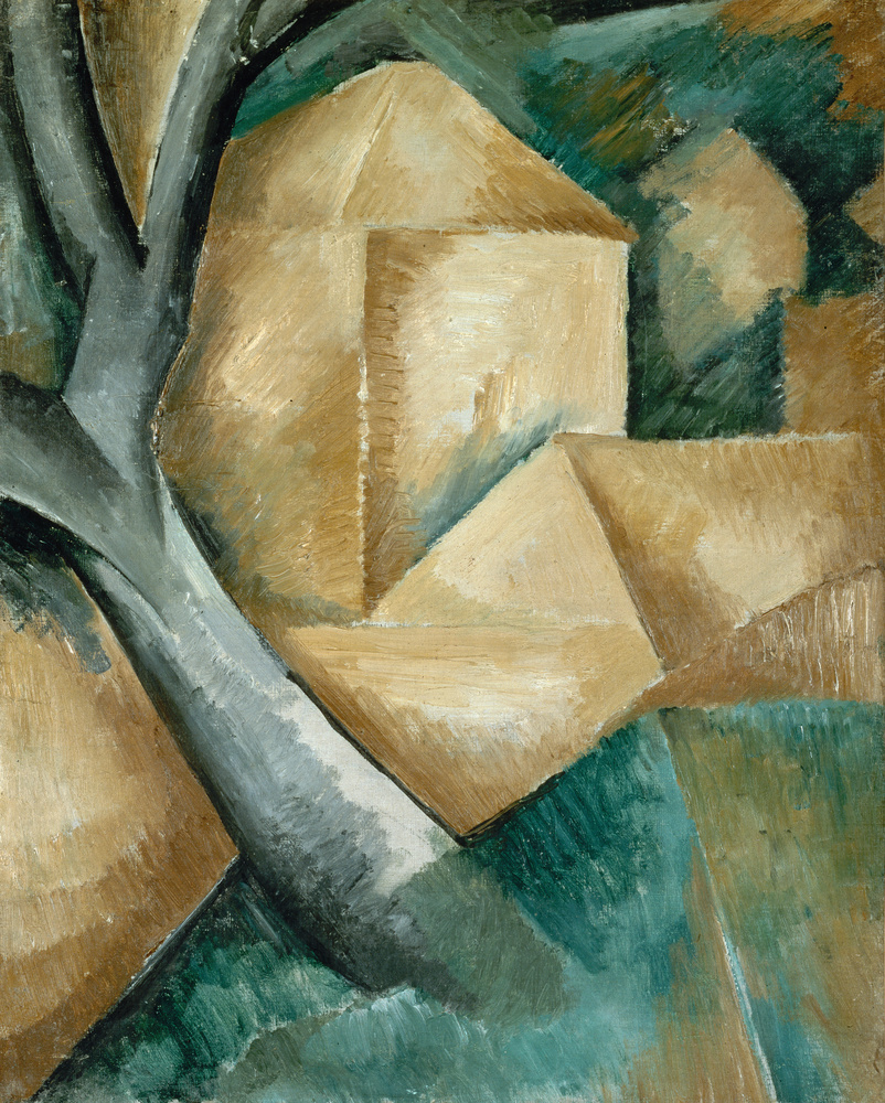 Georges_Braque,_1908,_Maisons_et_arbre,_oil_on_canvas,_40.5_x_32.5_cm,_Lille_Métropole_Museum_of_Modern,_Contemporary_and_Outsider_Art