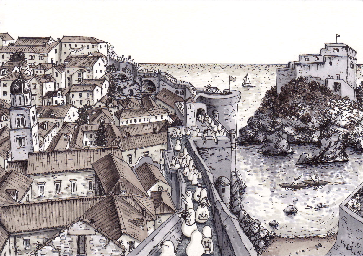 Dubrovnik Norms Walls