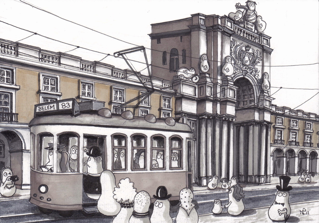 Lisbon Norms Trams