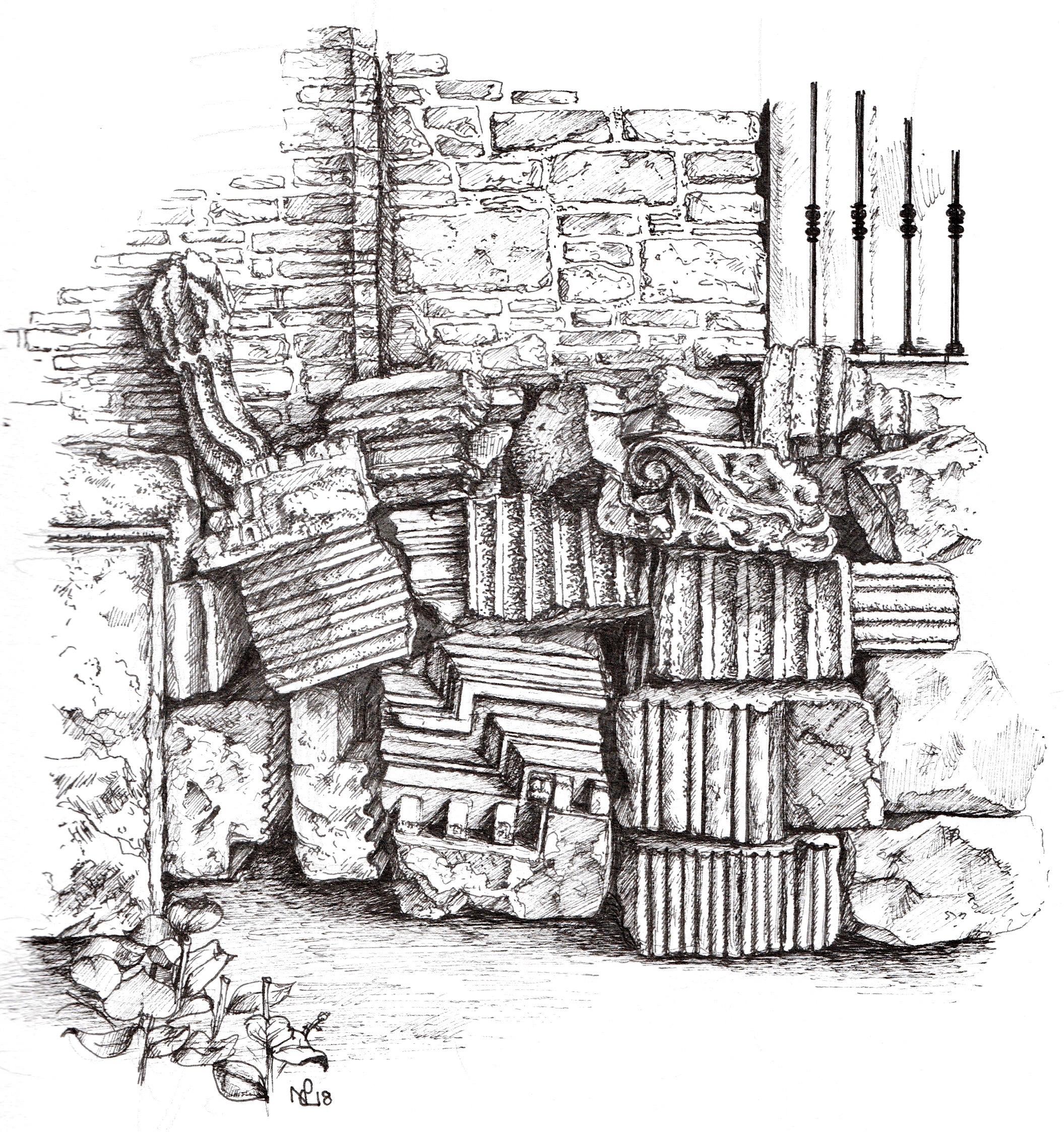 Jerez Ruins